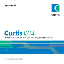 Curtis 1314 PC Programming Station
