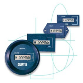 Curtis 703 Series Counters