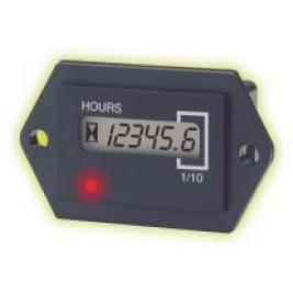 5mm Digits, Advisory LED Indicator, K or N Case Only