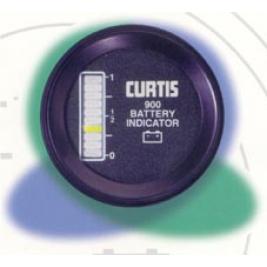 Tri-color 10 Bar LED BDI, 12, 24, 36, 48, 72 and 80 Volts