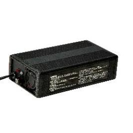 115/230V @60Hz, Out: 5A CC @12V DC Battery Charger