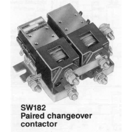 Curtis/Albright SW204 DC Contactor