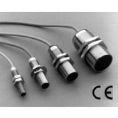 Analog Current Sensor, Operating Dist: 0.1-6mm, DC, Brass